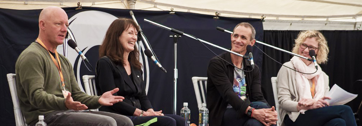 Simple Act of Reading at Byron Bay Writers Festival 2015