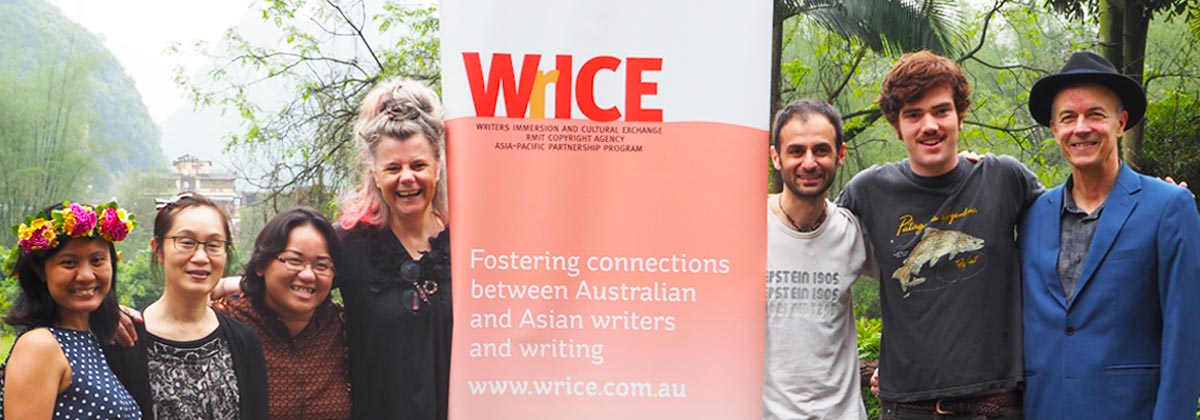 WrICE: Writers Immersion and Cultural Exchange