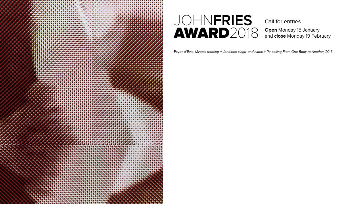 John Fries Award