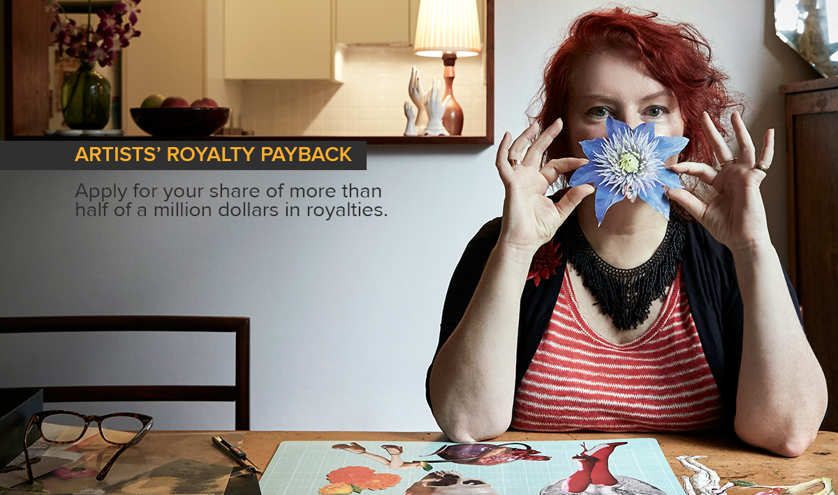 Artists' Royalty Payback