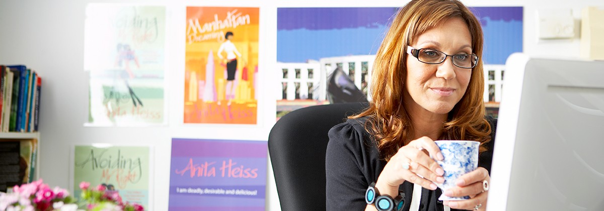 Australian Author Anita Heiss