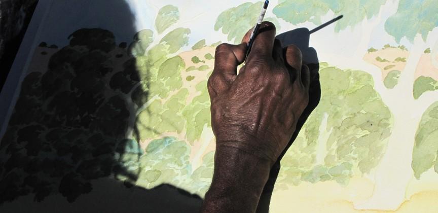 The Namatjira Professional Development Project