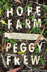 Book cover for Hope Farm by Peggy Frew