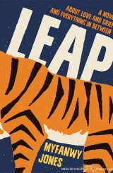 Book cover for Leap by Myfanwy Jones