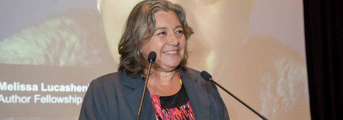 Melissa Lucashenko Author Fellowship winner