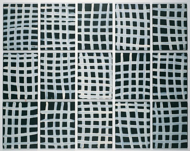 Untitled (Awelye) 1994 Emily Kame Kngwarreye (c. 1910 - 1996) Licensed by Viscopy, 2014