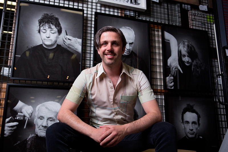 Dr Daniel Mudie Cunningham, a Senior Curator at Artbank, the Chairman of dLux MediaArts and a Sydney-based artist, is one of the newly announced judges for the 2013 John Fries Memorial Prize.