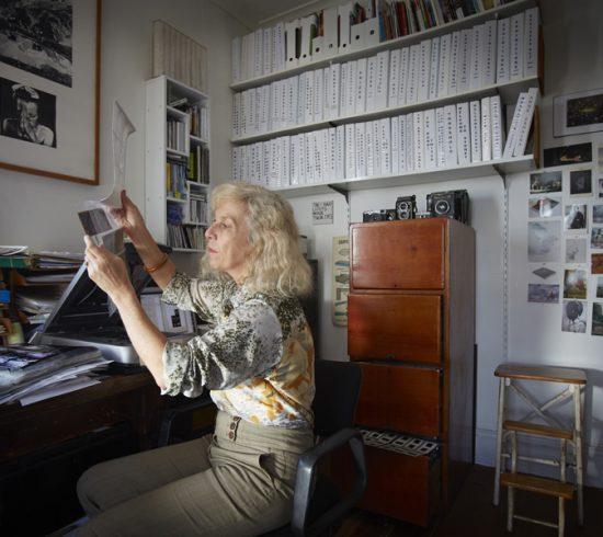 Anne Zahalka [Photo © Nick Cubbin]