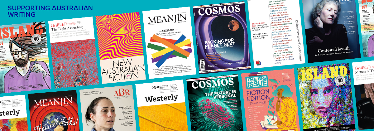 Literary mags & Journals old_FNL